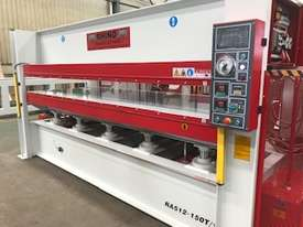 RHINO SINGLE DAYLIGHT HOT PRESS 150T 3650*1500MM PLATEN - picture0' - Click to enlarge