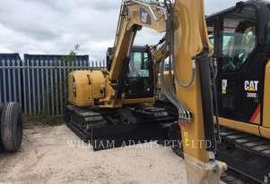 CATERPILLAR 308E2 CR Track Excavators