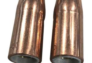 Bossweld Tweco Style MIG Welding Gas Nozzle 13mm 91.21.50 - Pack of 2