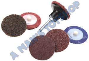 SURFACE DISC KIT 50MM 7 PIECE LOK IT