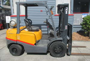 3 ton TCM Container Mast Used Forklift