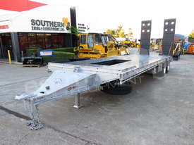 Interstate Trailers Tandem Axle Tag Trailer Custom Silver ATTTAG - picture0' - Click to enlarge
