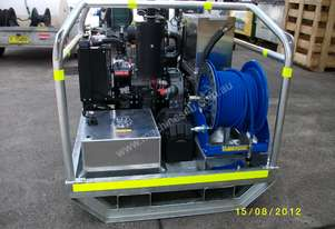 NEW MINE SPEC PRESSURE CLEANER WASHER DIESEL POWER