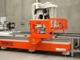 New WP1836 CNC Nesting Machine 3600 x 1800 with Busch Pumps/Auto label/Auto on and offload  - picture0' - Click to enlarge