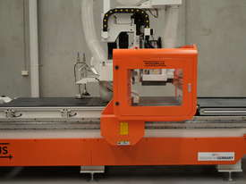 New WP1836 CNC Nesting Machine 3600 x 1800 with Busch Pumps/Auto label/Auto on and offload  - picture2' - Click to enlarge