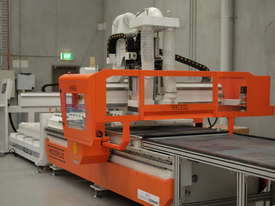 New WP1836 CNC Nesting Machine 3600 x 1800 with Busch Pumps/Auto label/Auto on and offload  - picture3' - Click to enlarge