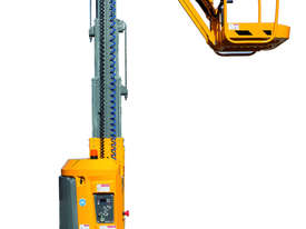 Hire Haulotte Vertical Mast Lift With Jib - picture0' - Click to enlarge