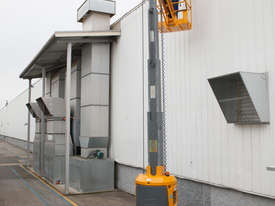 Hire Haulotte Vertical Mast Lift With Jib - picture1' - Click to enlarge