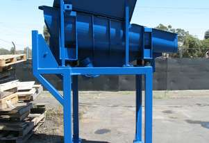 Large Industrial Vibrating Vibratory Tray Feeder