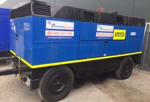 Atlas Copco PTS1200 Oil Free Diesel Air Compressor