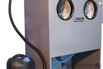 Blast Off Abrasive Cabinets - Sand Blasting Commercial Cabinet