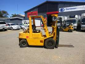 Nissan RGH02A30U Container Mast LPG 3 Tonne Forklift - picture2' - Click to enlarge