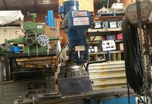 Hafco Metalmaster MILL TURRET TYPE  BM 60 GL