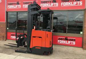 RAYMOND FORKLIFTS 740-R45TT S/N 11/FB25702 LOCATED COOPERS PLAINS BRISBANE