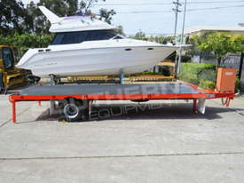 Interstate trailers 9 Ton Single Axle 20FT Container Trailer ATTTAG - picture1' - Click to enlarge