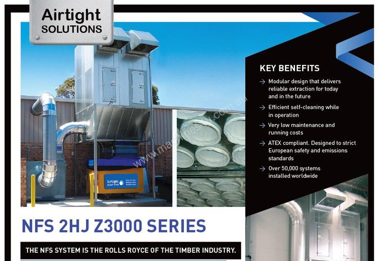 NF3000 Series - Market leading filtration solution