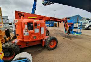Genie   Z34 Boom Lift. In test.