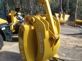 Grab Grapple 20 Ton NEW  Others Available - picture0' - Click to enlarge