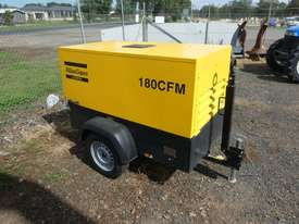 Atlas Copco LUY050-7 Air Compressor - picture1' - Click to enlarge