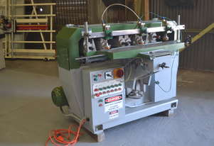 Heavy duty oscillating mortiser