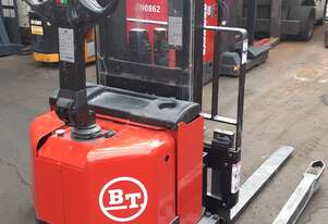 Toyota BT Pallet Stacker 1200kg 2.65m lift