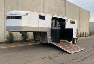 Workmate Tag Horse Float Trailer
