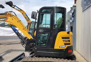 5t Excavator IN STOCK SY50U Yanmar engine 5 year/5000hr Warranty.  South Australian Dealer
