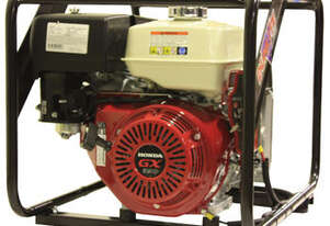 7kVA Dunlite DGUH6.5E-3S-2 3Phase Honda Powered Ge