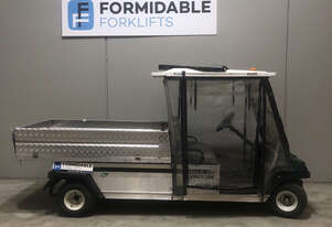 Club car Carryall 6 Personnel Carrier Utility Vehicles