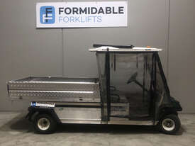 Club car Carryall 6 Personnel Carrier Utility Vehicles - picture0' - Click to enlarge