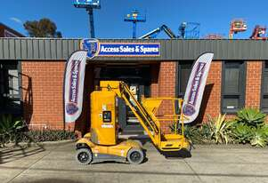 USED 2012 HAULOTTE STAR 10 VERTICAL MAST LIFT