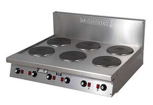 Goldstein PEB6S Electric Boiling Top