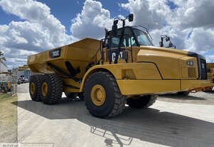 Caterpillar 745C Articulated Dump Truck