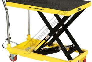 LT-360 Hydraulic Lifter Trolley 360kg Load Capacity 240 ~ 775mm Lift Height