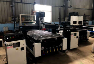 CNC Router 1300 x 2500mm | 6kw Spindle