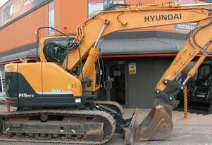 Hyundai R145CR Track Mounted For Hire