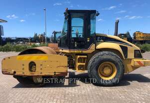 CATERPILLAR CS573E Vibratory Single Drum Smooth