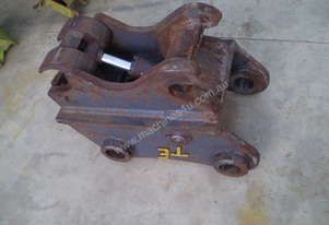Quick Hitch TE 20 Ton Turner Engineering As New
