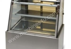 Anvil DSC0760 Cake Display Curved Glass (480lt)  C