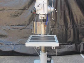 � 50mm Capacity Gear Driven Pedestal Drill, Variable Speed - picture0' - Click to enlarge
