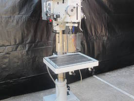 � 50mm Capacity Gear Driven Pedestal Drill, Variable Speed - picture9' - Click to enlarge