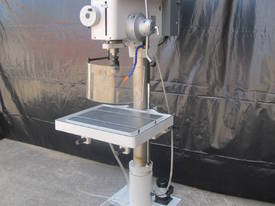 � 50mm Capacity Gear Driven Pedestal Drill, Variable Speed - picture10' - Click to enlarge