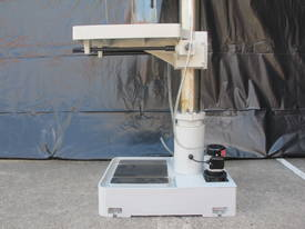� 50mm Capacity Gear Driven Pedestal Drill, Variable Speed - picture2' - Click to enlarge