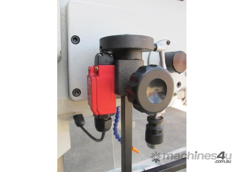 � 50mm Capacity Gear Driven Pedestal Drill, Variable Speed