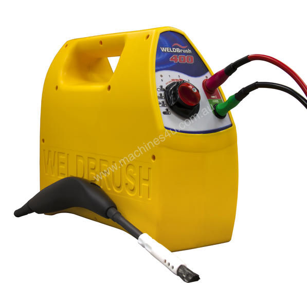 Stainless Steel WeldBrush Weld Cleaner