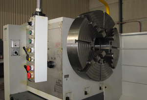 Everturn Big Bore Lathe, up to Ø 310mm Spindle Bore