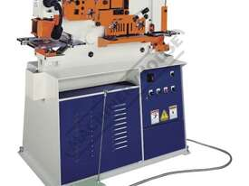 IW-60H Hydraulic Punch & Shear 60 Tonne Includes 6 Sets of Round Punches & Dies - picture0' - Click to enlarge