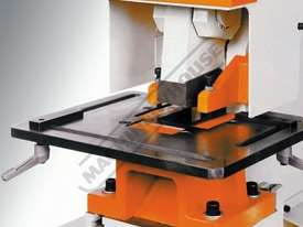 IW-60H Hydraulic Punch & Shear 60 Tonne Includes 6 Sets of Round Punches & Dies - picture11' - Click to enlarge