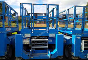 2007 26FT SCISSOR LIFT  FOR SALE