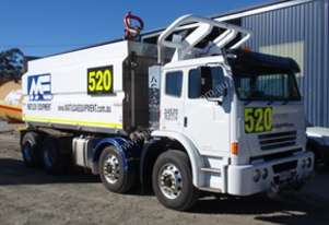 Iveco   Acco 8 X 4 Water Truck